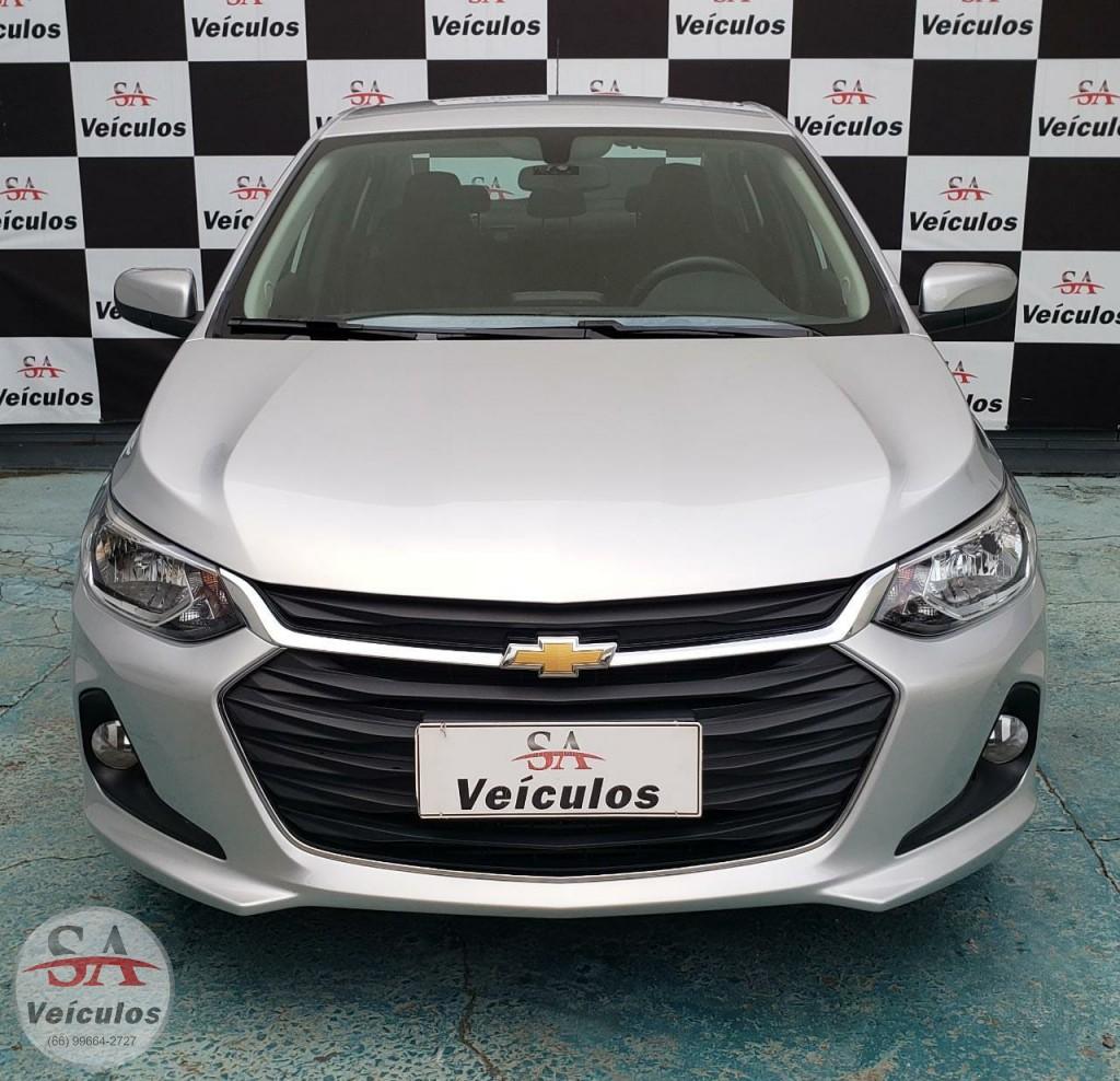 GM - Chevrolet ONIX SEDAN Plus LTZ 1.0 12V TB Flex Aut. 2020