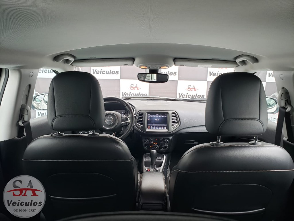 Jeep COMPASS LONGITUDE 2.0 4x2 Flex 16V Aut. 2020