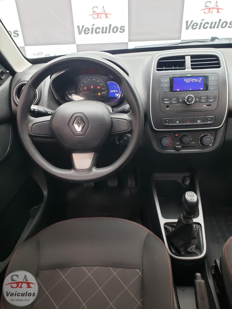 Renault KWID Zen 1.0 Flex 12V 5p Mec. 2019