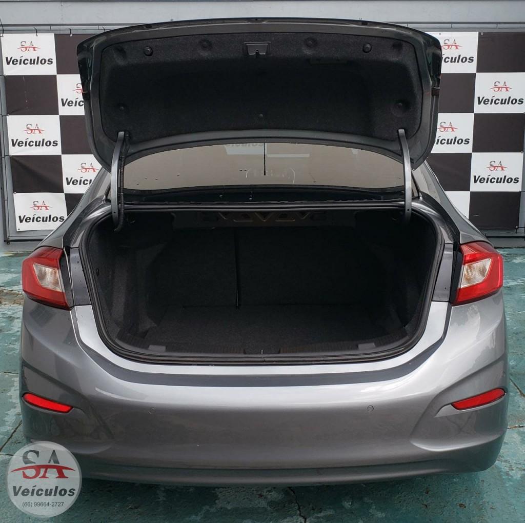 GM - Chevrolet CRUZE LT 1.4 16V Turbo Flex 4p Aut. 2019