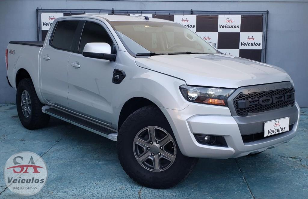Ford Ranger XLS 2.2 4x4 CD Diesel Aut. 2019