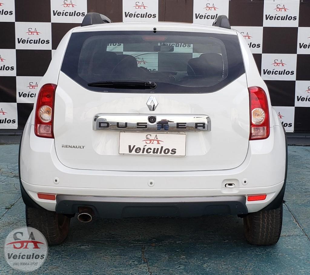 Renault DUSTER Dynamique 1.6 Flex 16V Mec. 2014