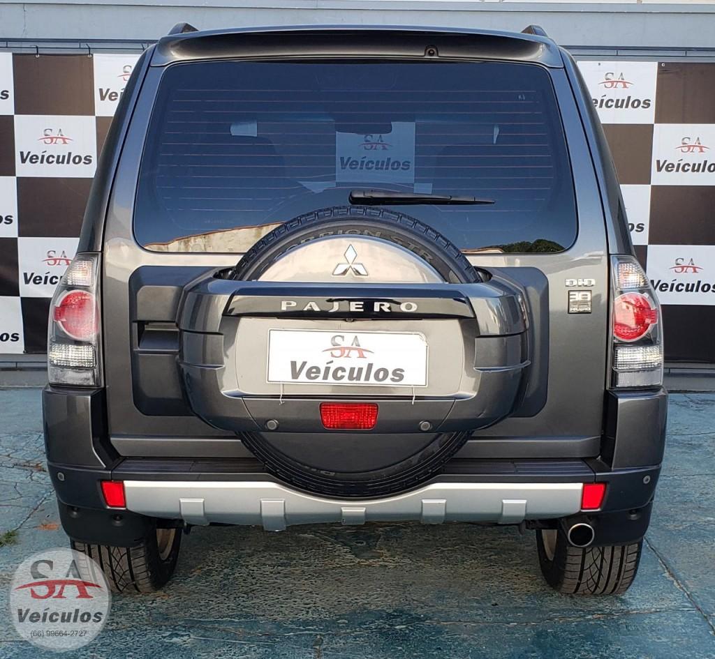 Mitsubishi Pajero HPE Full 3.2 4x4 T.I.Dies.3p Aut. 2014