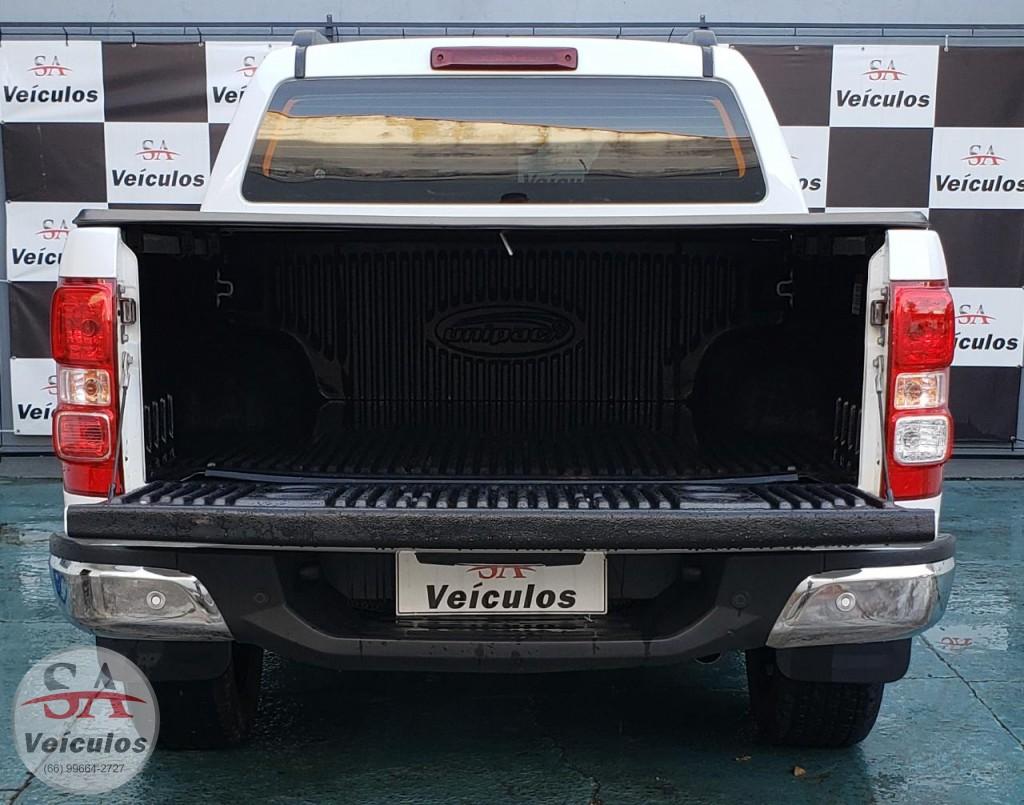 GM - Chevrolet S10 Pick-Up LTZ 2.5 Flex 4x4 CD Aut. 2018