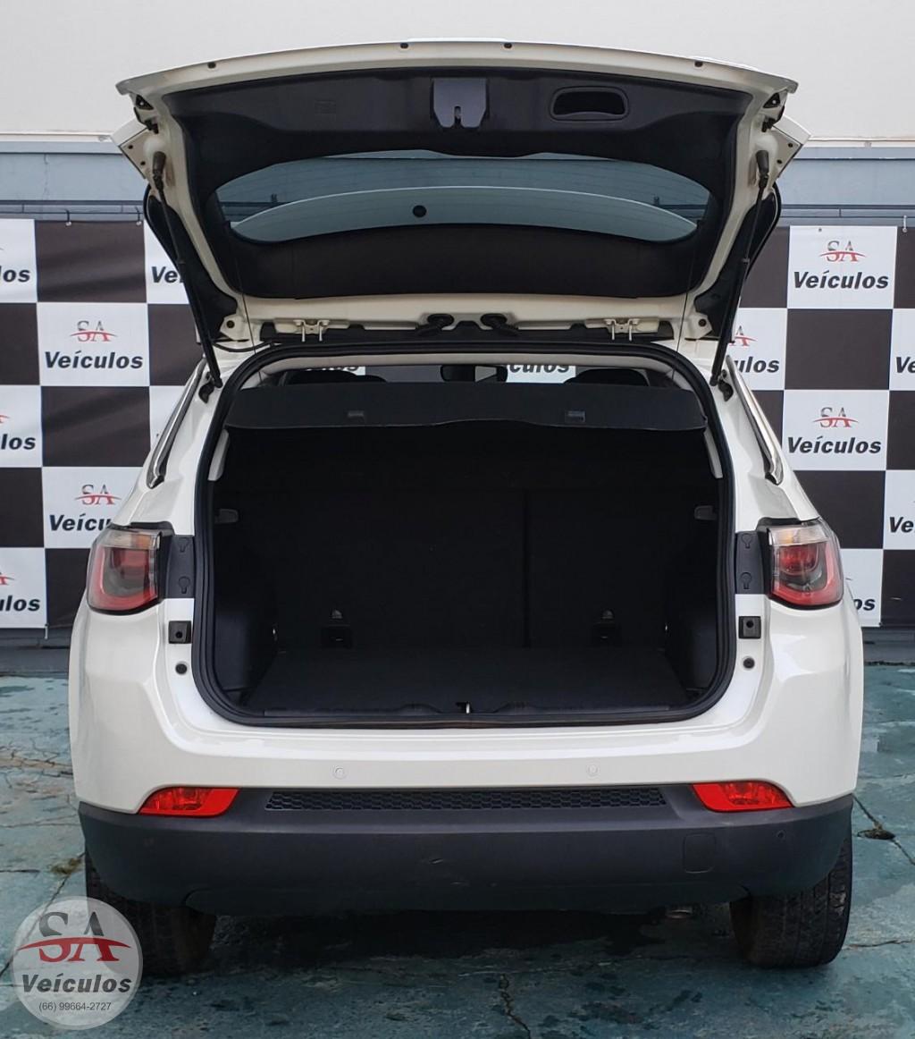 Jeep COMPASS LONGITUDE 2.0 4x2 Flex 16V Aut. 2018