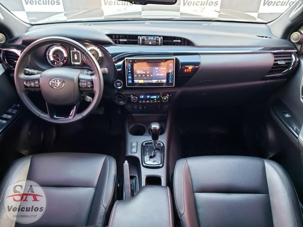Toyota Hilux CD SRX 4x4 2.8 TDI 16V Diesel Aut. 2019