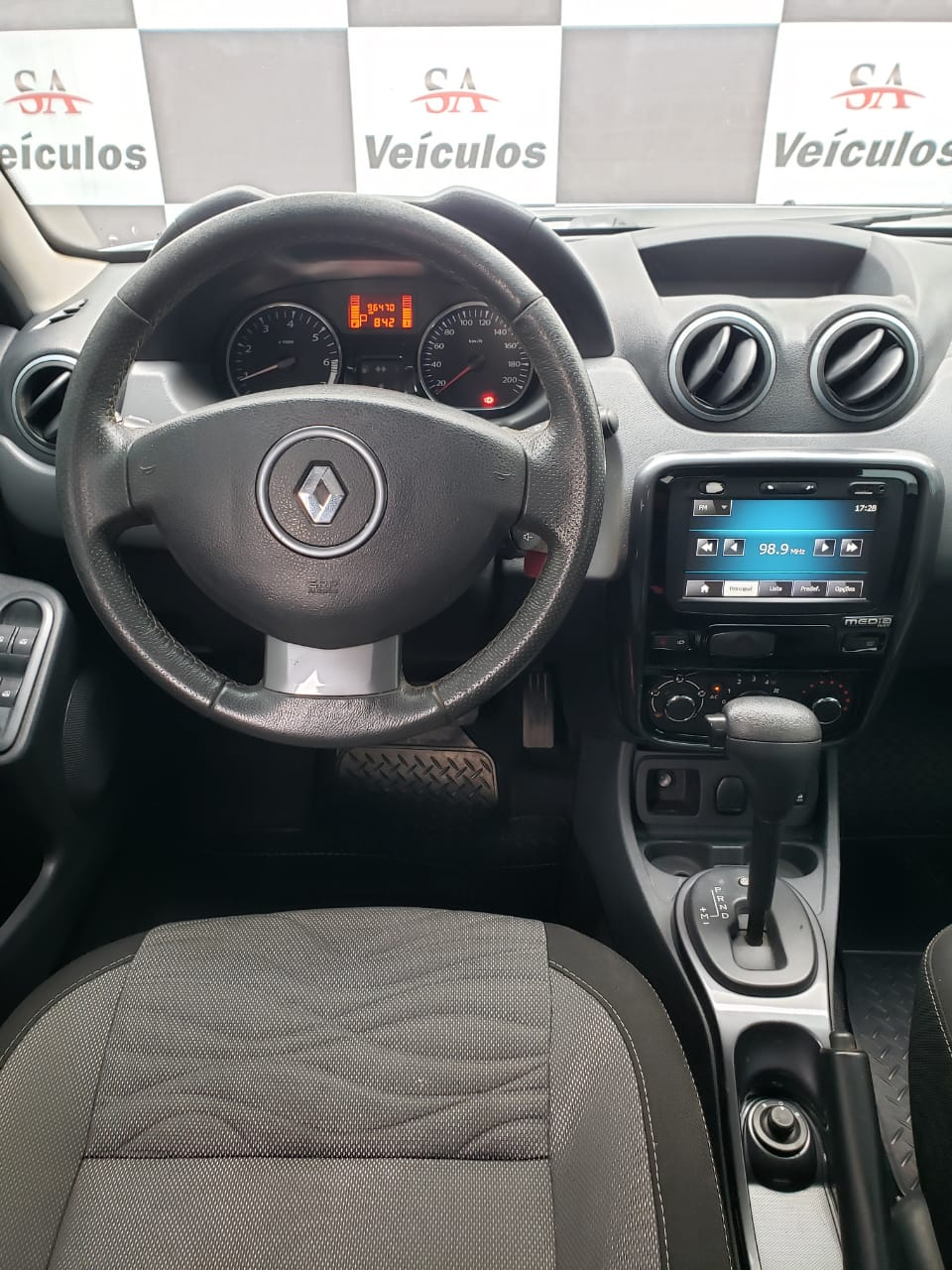 Renault DUSTER TECHROAD 2.0 Hi-Flex 16V Aut. 2014