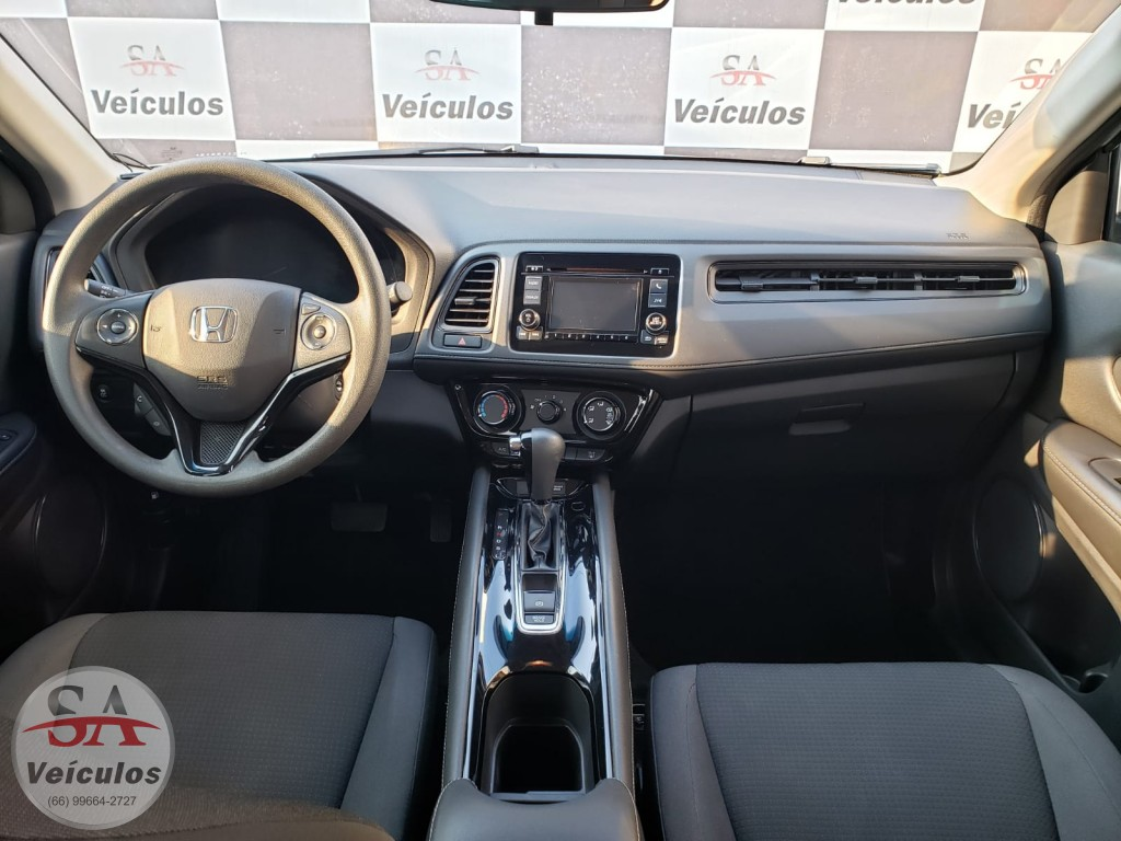 Honda HR-V LX 1.8 Flexone 16V 5p Aut. 2020