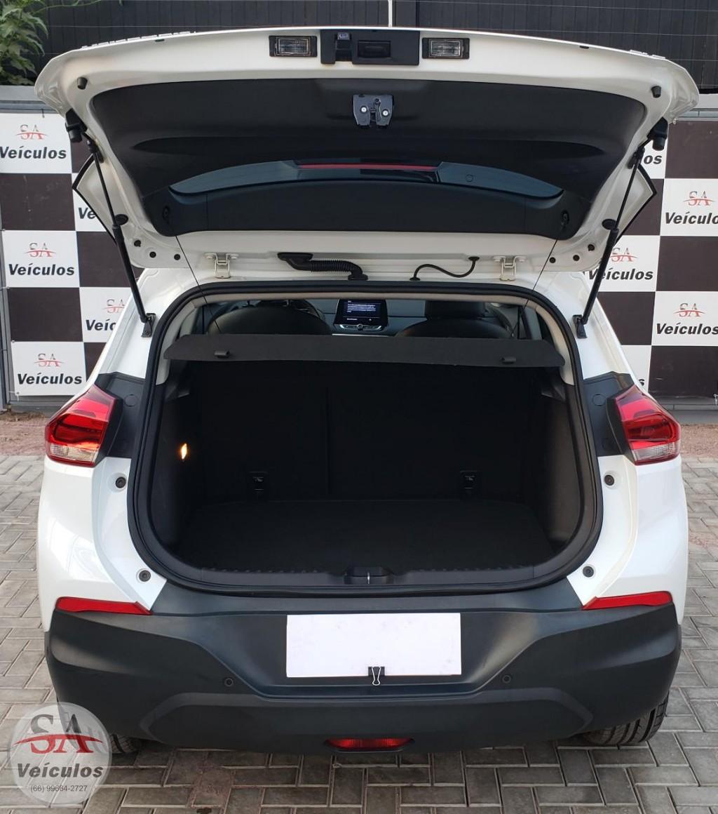 GM - Chevrolet TRACKER LTZ 1.2 Turbo 12V Flex Aut. 2021