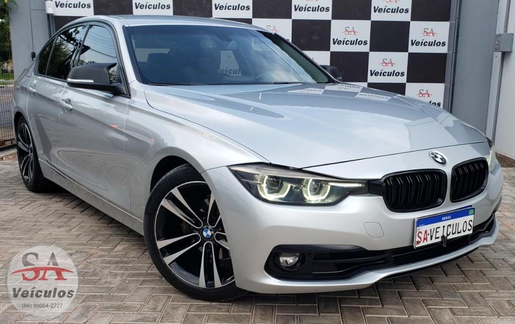 BMW 320iA 2.0 TB M Sport A.Flex/M.Sport 4p 2018