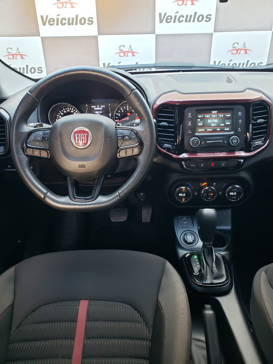 Fiat Toro Freedom 1.8 16V Flex Aut. 2019