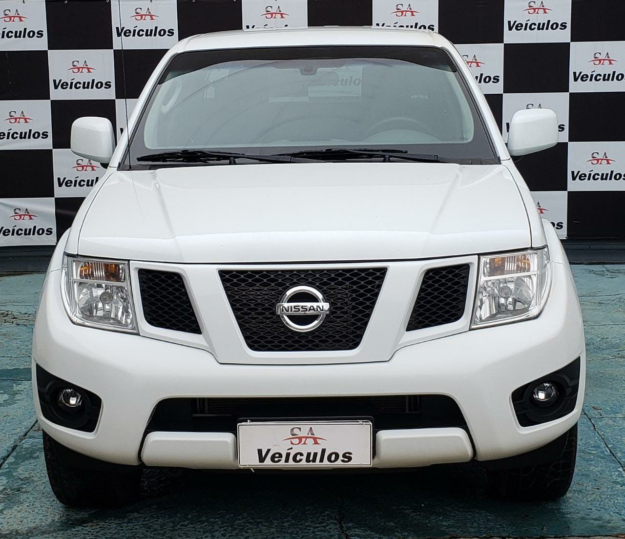 Nissan Frontier S CD 4x2 2.5 TB Diesel 2016